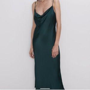 Zara Slip Dress - Never Worn, New with Tags